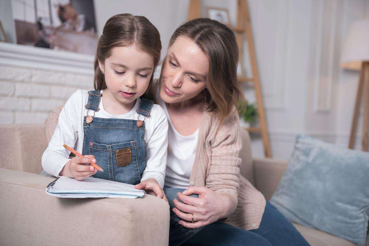 Dejavnosti za spodbujanje pismenosti otrok (4-6let)