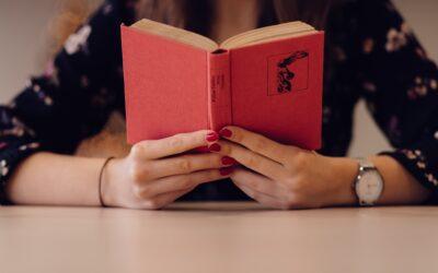 'Če bereš, poznaš več besed, zato razmišljaš o več rečeh'
