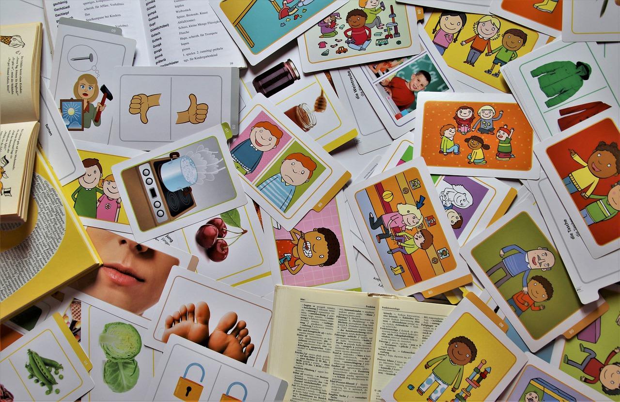 Kakovostne otroške knjige, igrače, glasba, filmi