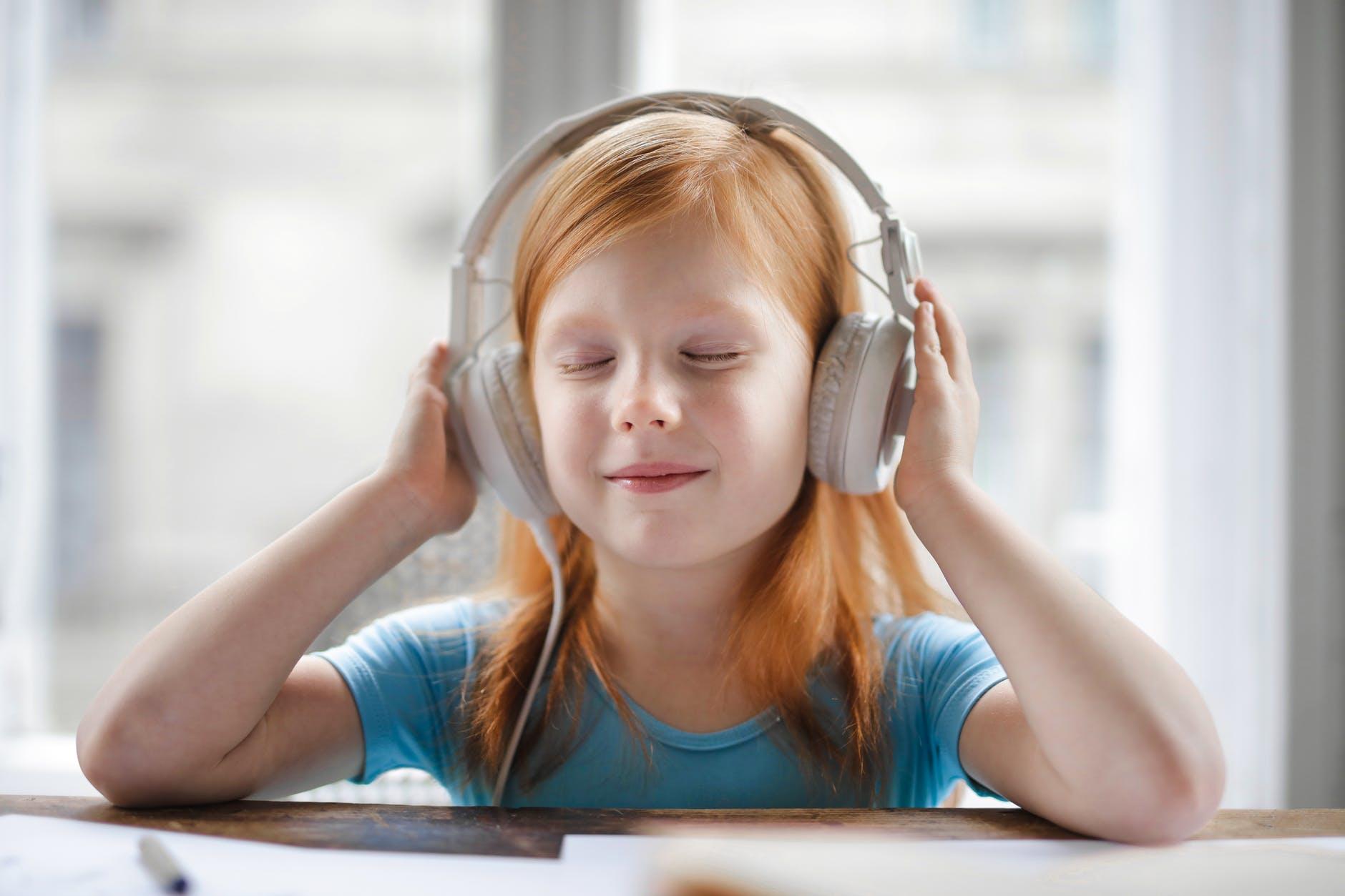 Video in zvočne vsebine za otroke