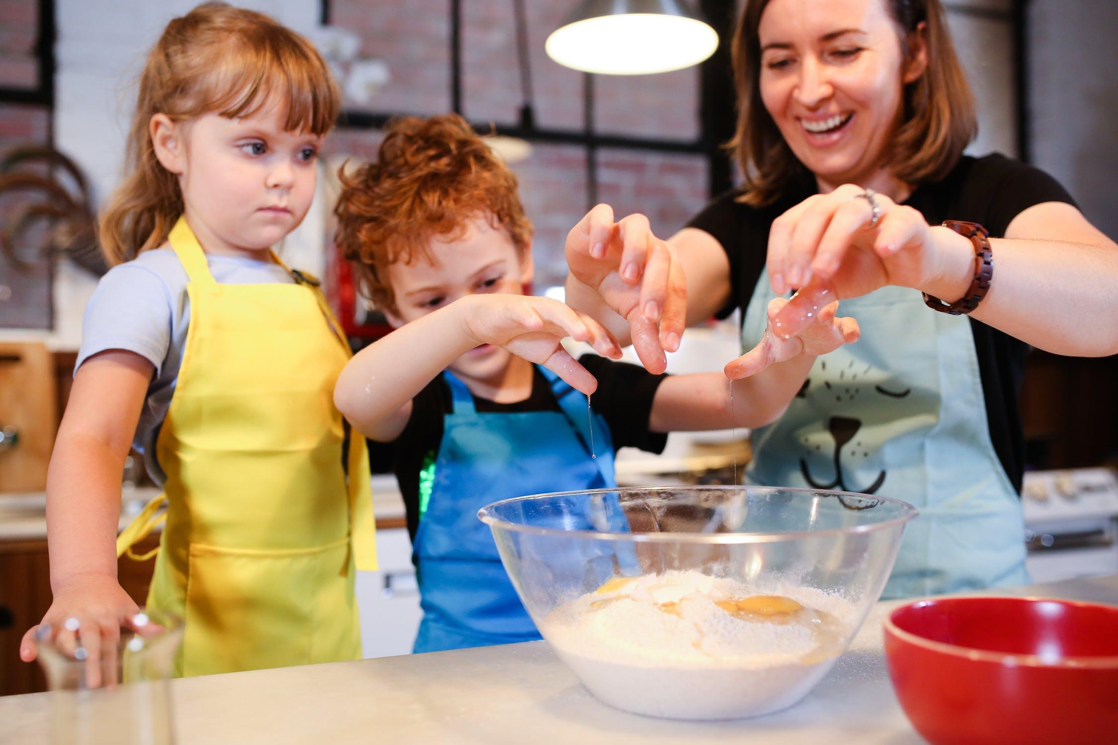 programi in dejavnosti za družine
