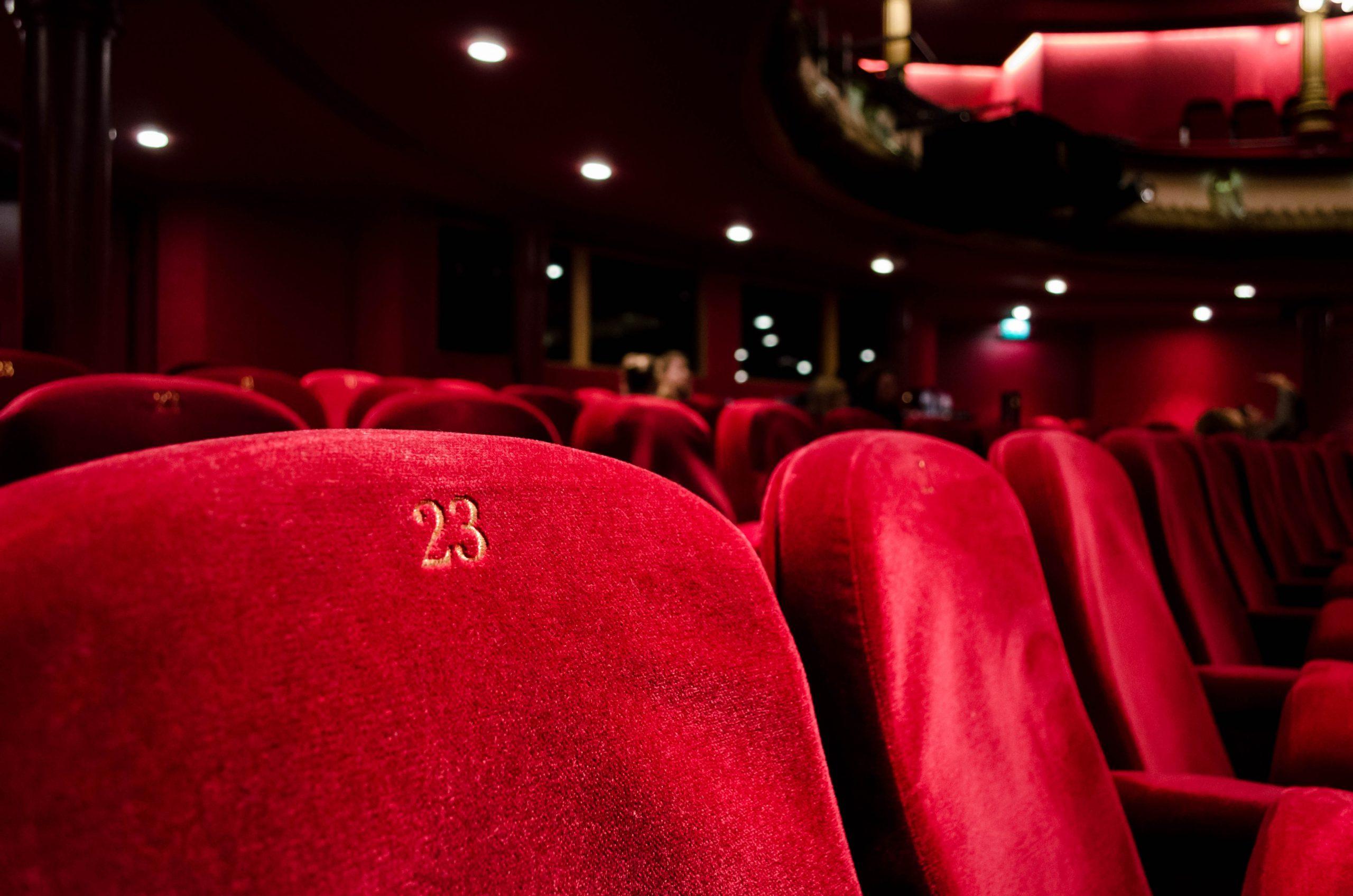 Gremo v kino