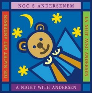 noč z andersenom - logo